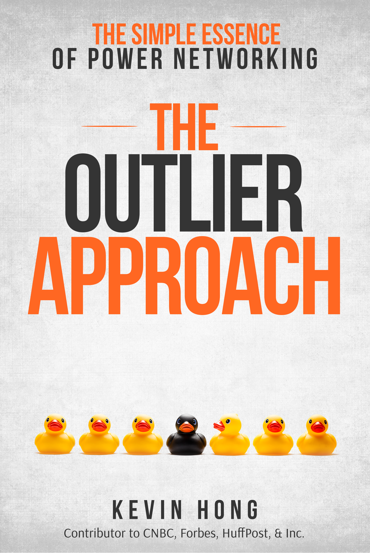 Book Cover (Outler Approach Mini)