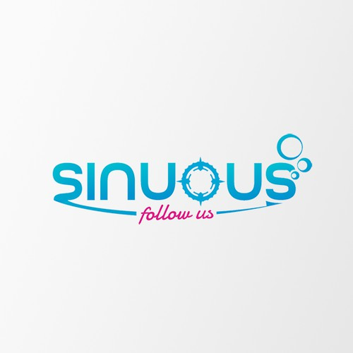 Create the next logo for Sinuous