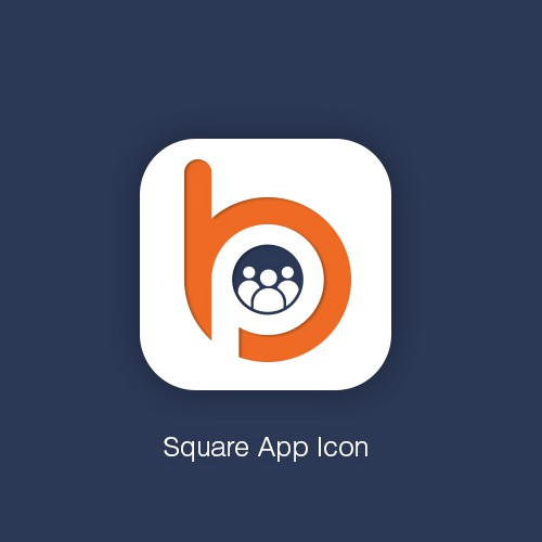 bold app icon for buddypass