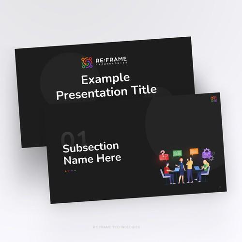 Luxury & Modern PowerPoint Template