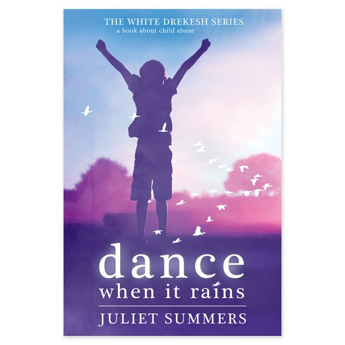"""Book cover for """"Dance When It Rains"""""""