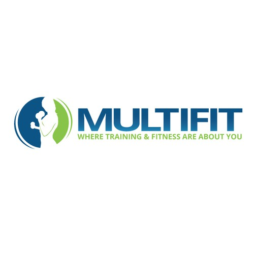 Create the next logo for Multifit