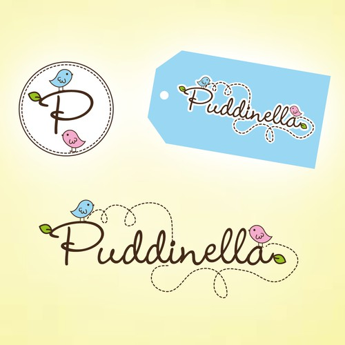 New logo wanted for Puddinella