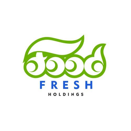 logo design for Food Fresh Holding
