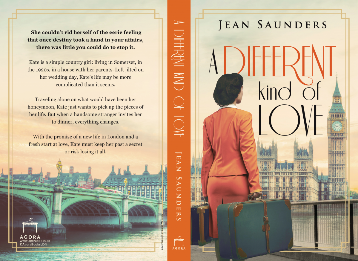 A Different Kind of Love Paperback
