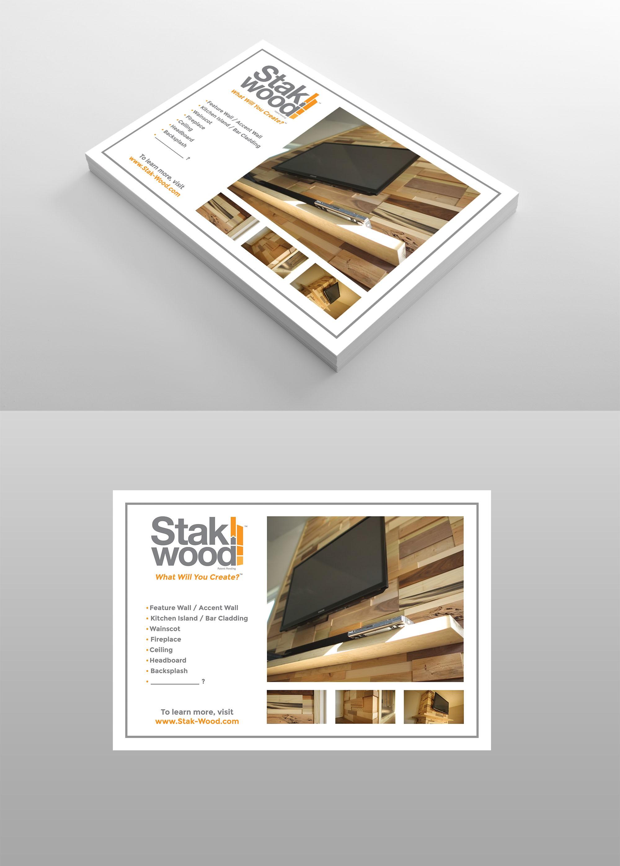 StakWood Sample Box Insert