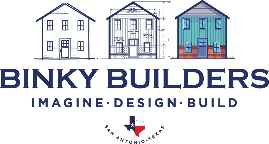 Binky Builders Logo