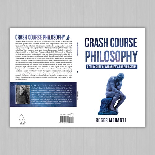 Crash Course Philosophy: A Study Guide of Worksheets for Philosophy by Roger Morante