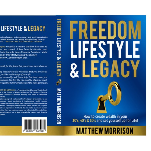 Freedom,Lifestyle and Legacy
