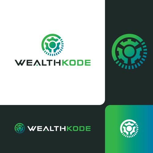 Wealth Kode Logo