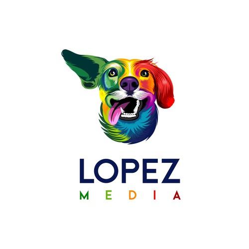 photograpy and media logo