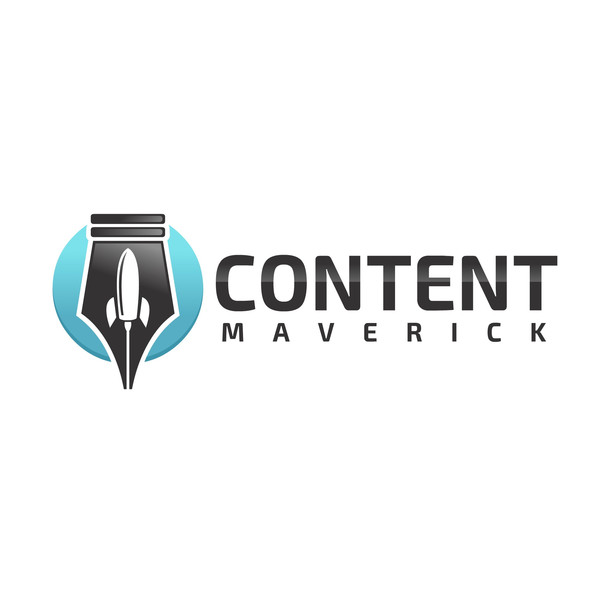Easy Logo Design Contest For Content Marketing Service