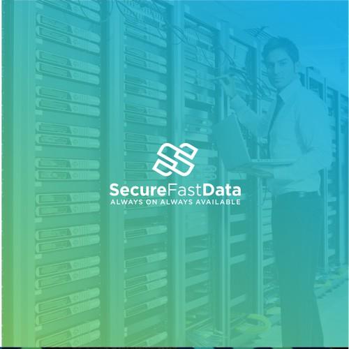 Secure fast data logo