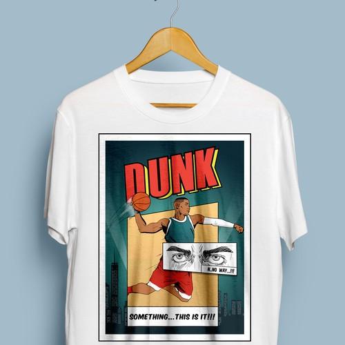 Dunk tshirt