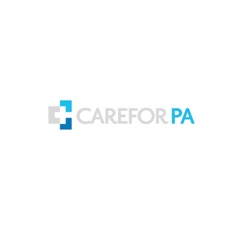 Minimalistic Modern Logo For Carefor PA