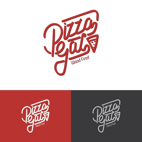 logo for pizza gal