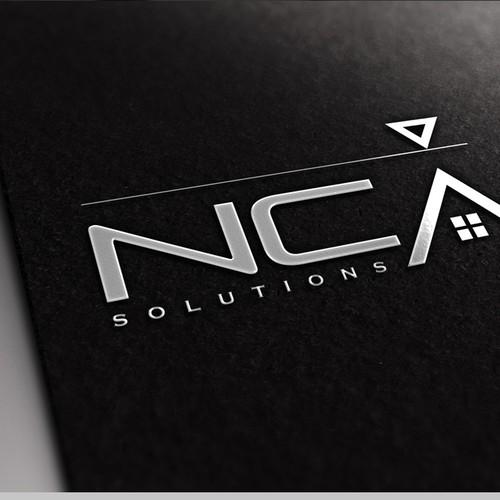 Logo concept for architecture studio