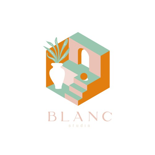 Logo for a Graphic Design Studio
