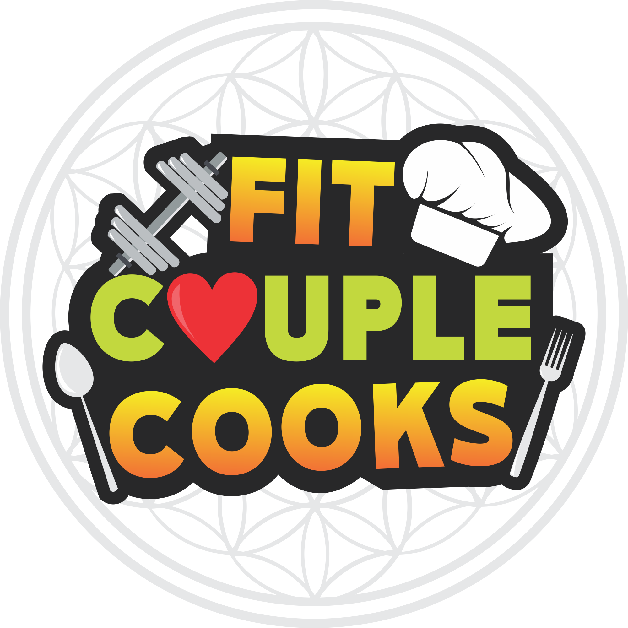 Eye Catching Logo for a YouTube Channel! Foodies! Fitness! Andddd GO!