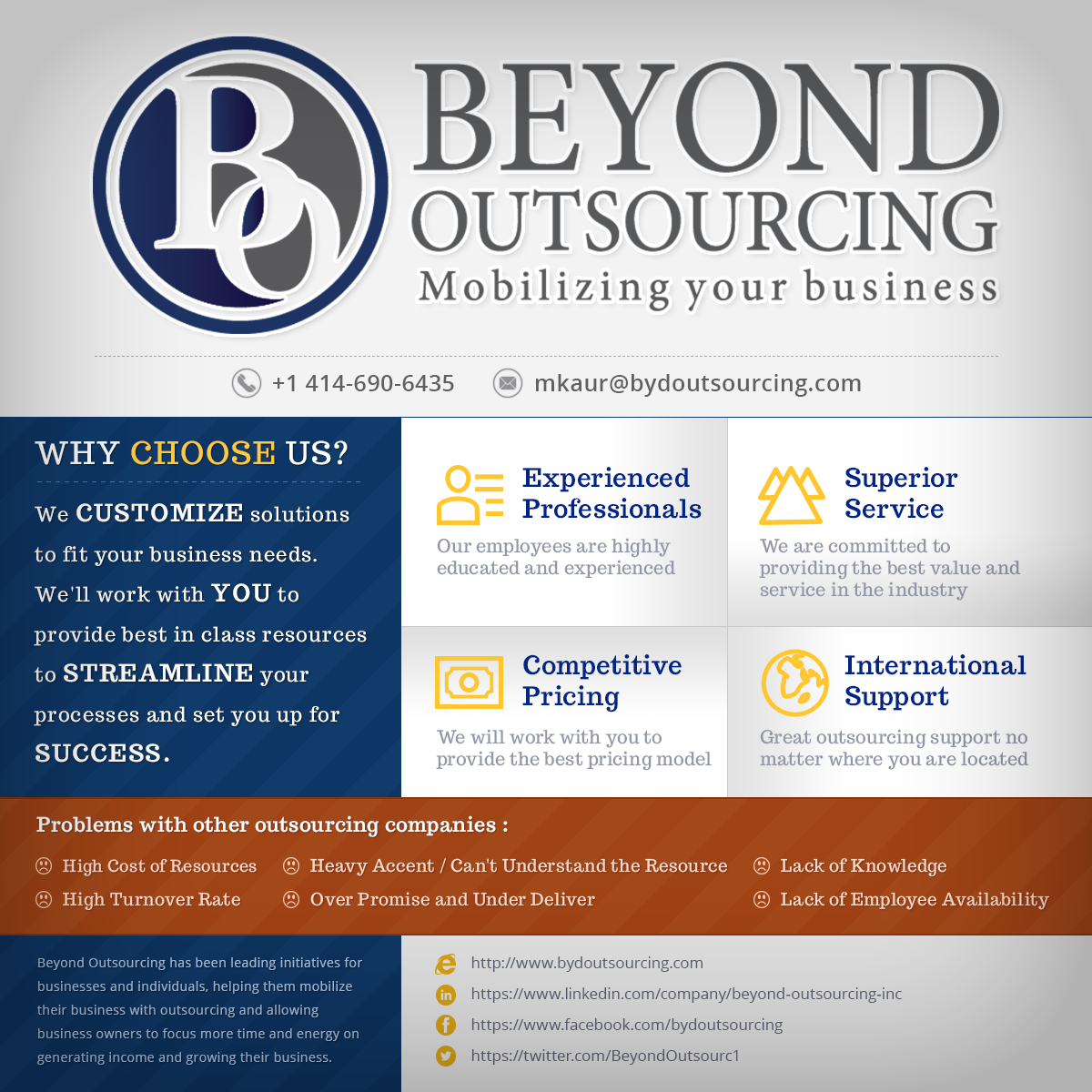 Beyond Outsourcing