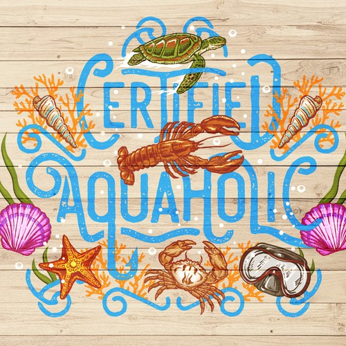 Certified Aquaholic