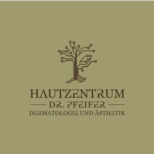 New logo for a dermatology practice with aesthetic focus