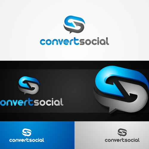 Help Convert Social with a new logo