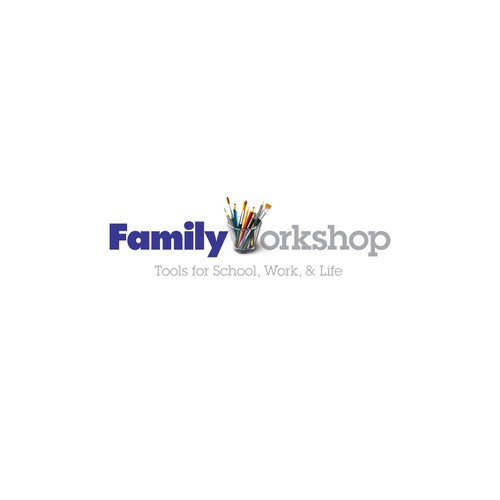 Logo for Family Workshop