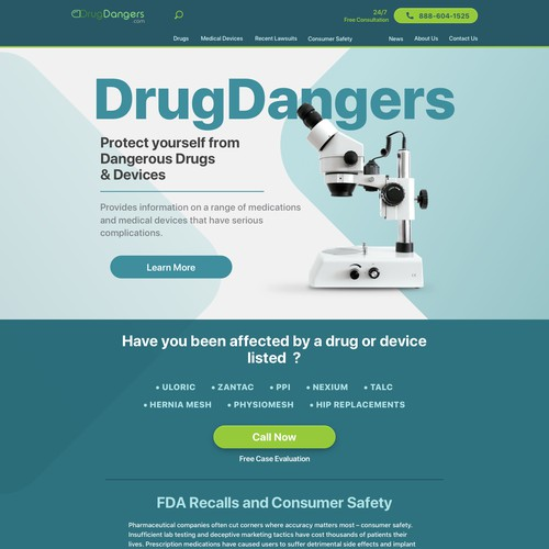 Drugs and Pharmacy related Website