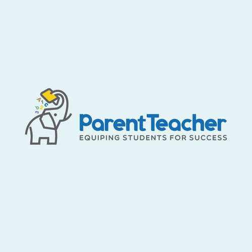 Logo Concept for Parent Teacher