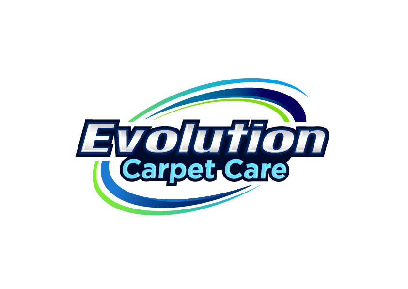 Evolution Carpet Care needs a new powerful logo for a carpet cleaning business