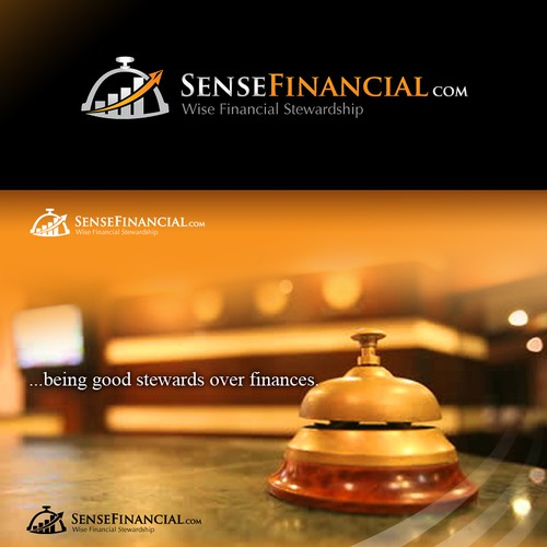 Help SenseFinancial.com with a new logo