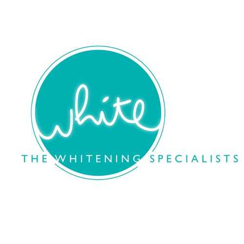 Logo for teeth whitening clinic