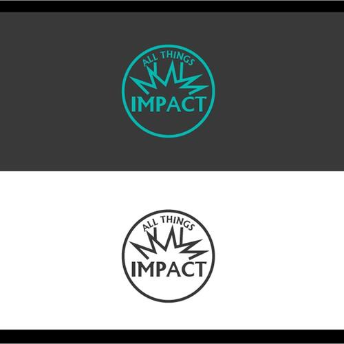 A logo for a new company