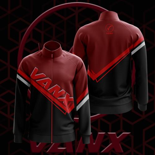 VANX jacket design