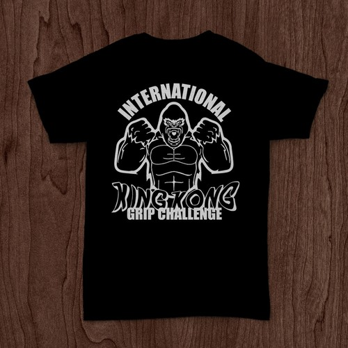 Design for the International King Kong Grip Challenge