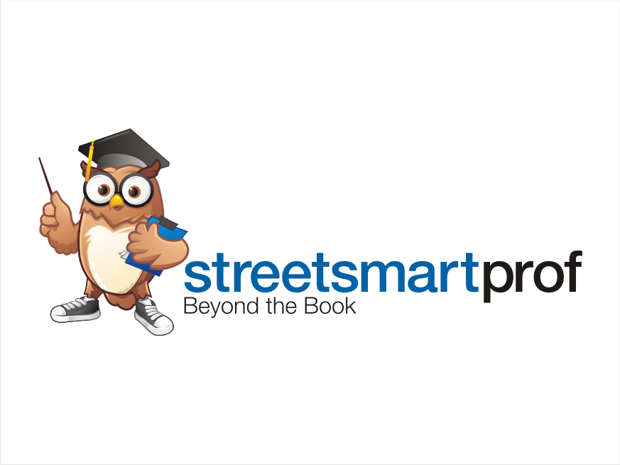 New logo wanted for streetsmartprof