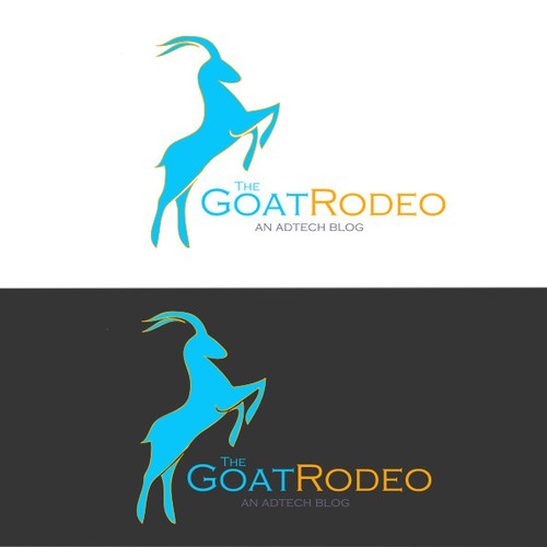 The GoatRodeo logo