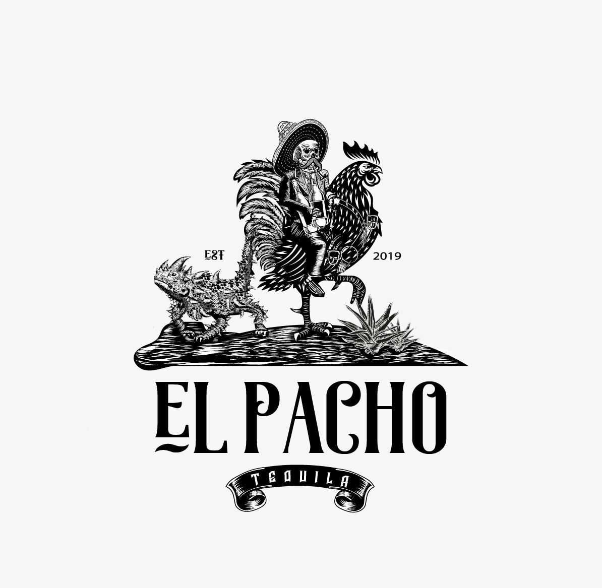 El Pacho Tequila Logo