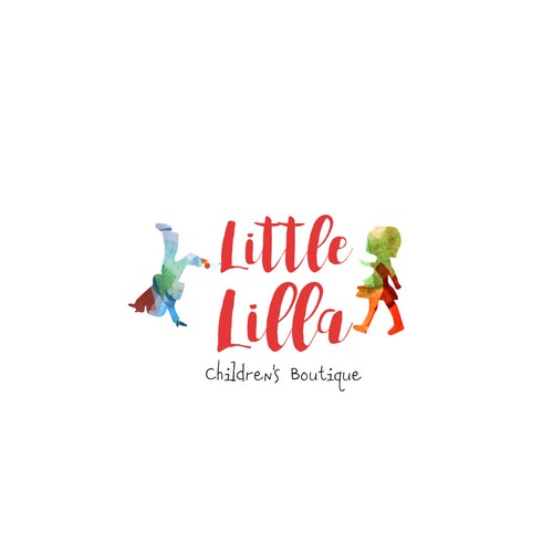 Logo for Children's  Boutique