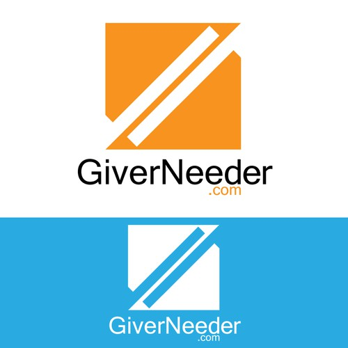 Design a Better Future - logo for GiverNeeder.com