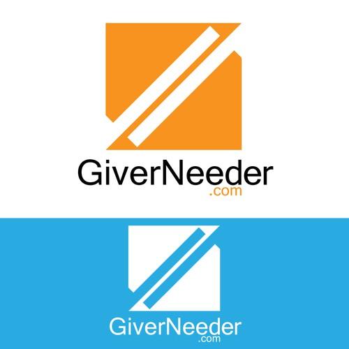 Design a Better Future - logo for GiverNeeder.com