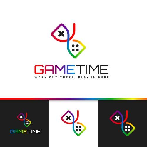 GameTime Concept Logo