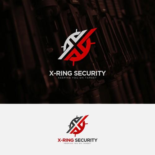 X ring Logo