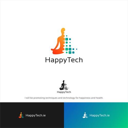 Logo for HappyTech