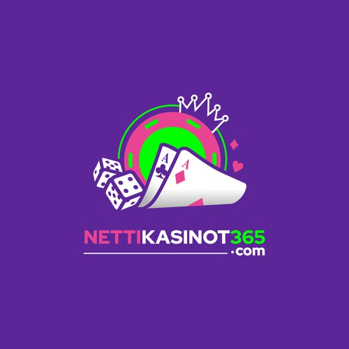 Logo for online casino comparison website