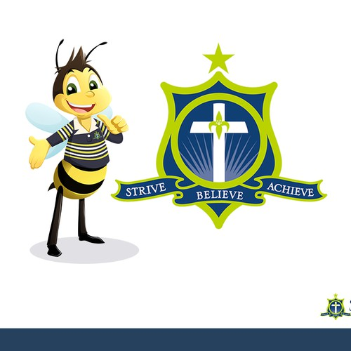 Need to engage kids with our cool new Bee mascot