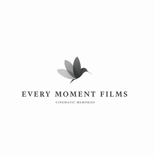 logo for wedding film producer