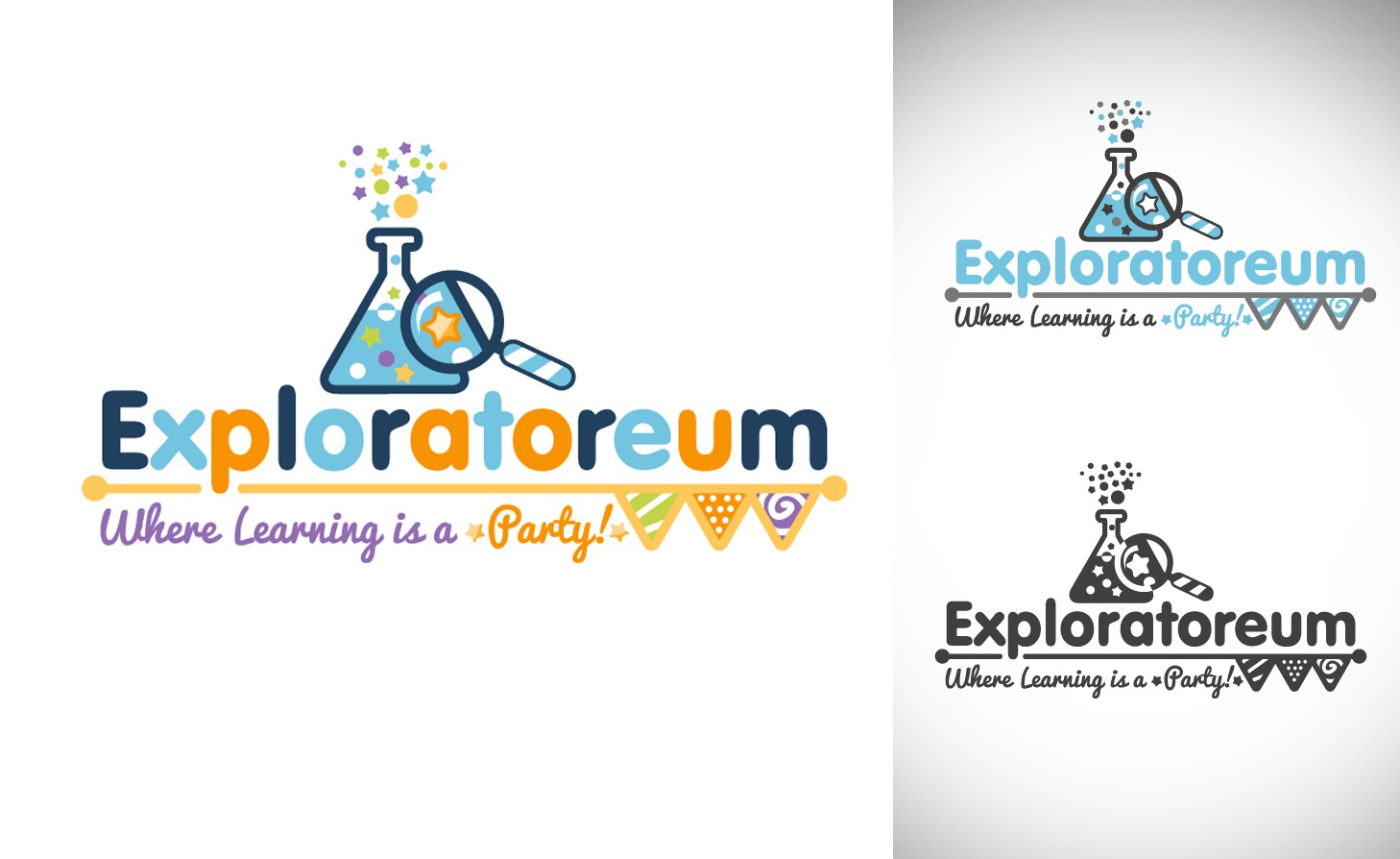 New logo wanted for Exploratoreum