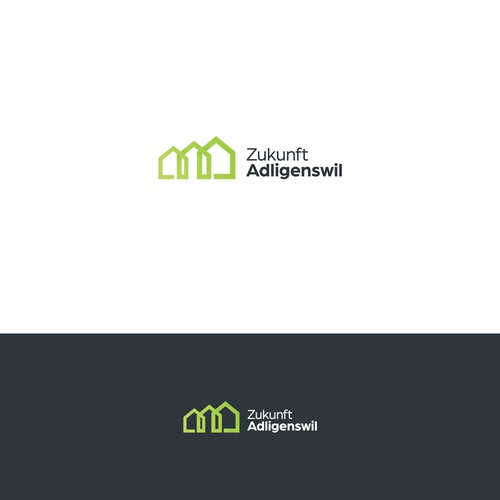 Logo for a community of Adligenswil